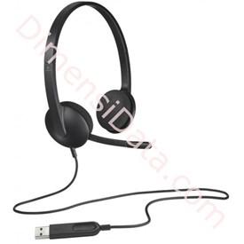 Jual Headset LOGITECH USB H340 [981-000477]